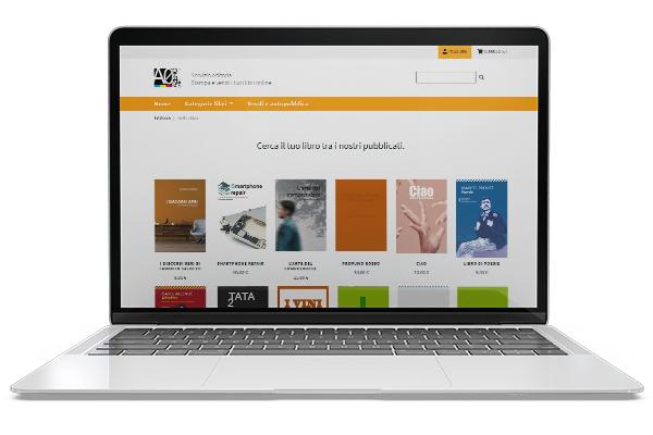AZEROprint il tuo store per l'editoria